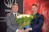 Piotr Dulnik, prezes zarządu Suzuki Motor Poland, został wyróżniony Złotą Odznaką Polskiego Związku Koszykówki