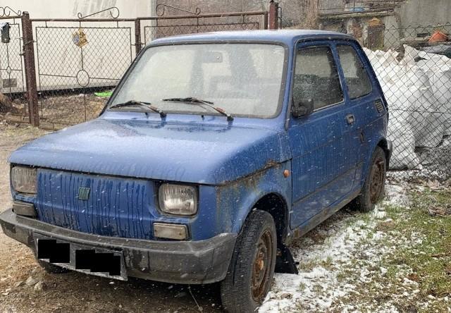 ul. Fatimska 5 Fiat 126p