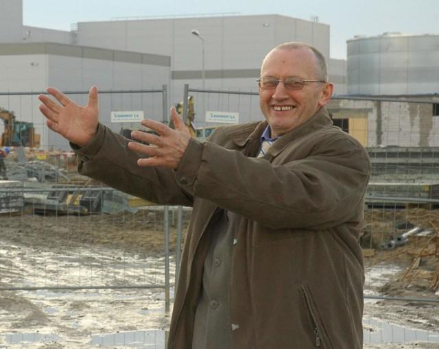 Andrzej Pulit jest twórcą gminy Skarbimierz i jak na razie jej jedynym wójtem od blisko 19 lat.