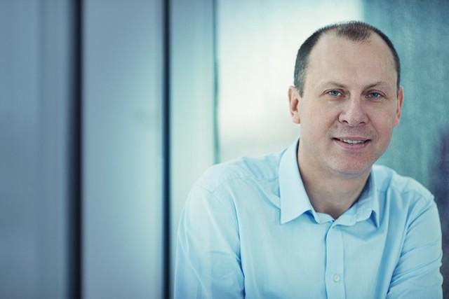 Jacek Żurowski, Dyrektor Regionalny Zebra Technologies w Europie Środkowej