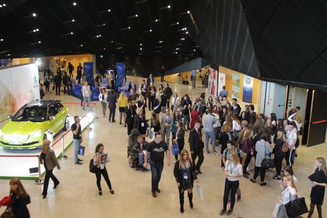 Europejski Kongres Małych i Średnich Przedsiębiorstw jak co roku cieszył się dużą popularnością