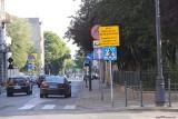 """Ruch dwukierunkową ul. Wólczańską odbywa się bez problemów. Ulica jest dobrze oznakowana, a kierowcy nie jeżdżą """"na pamięć"""""""