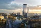 35 pięter - we Wrocławiu trwa budowa drapacza chmur. Wyższy jest tylko Sky Tower