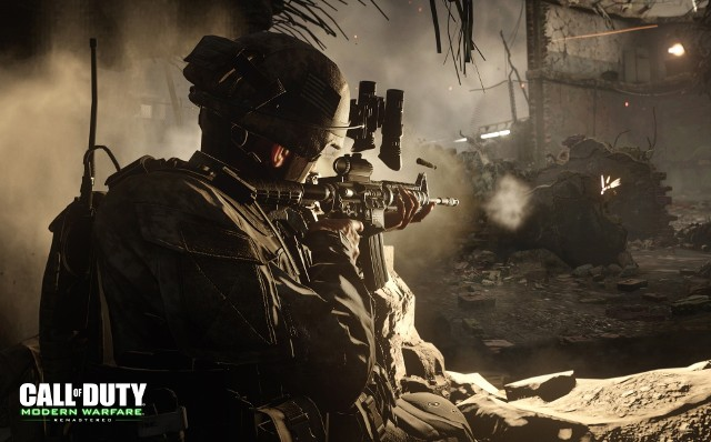 Call of Duty: Modern Warfare RemasteredCall of Duty: Modern Warfare Remastered