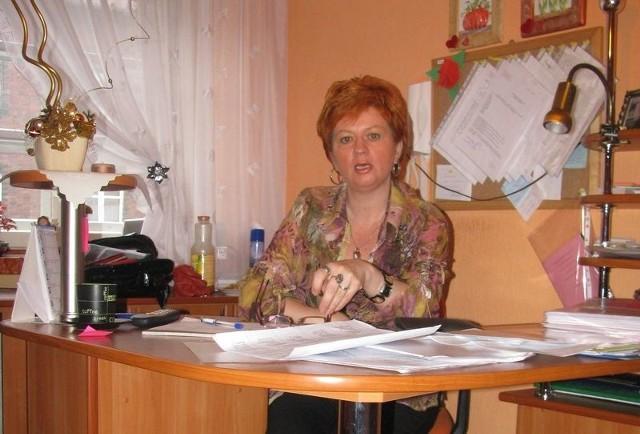 Janina Świtka uważa, że brak zaproszenia na spotkanie opłatkowe reprezentanta załogi to nietakt.