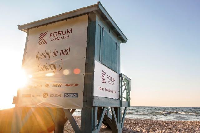 W akcję bezpiecznych wakacji włącza się Centrum Handlowe Forum Koszalin