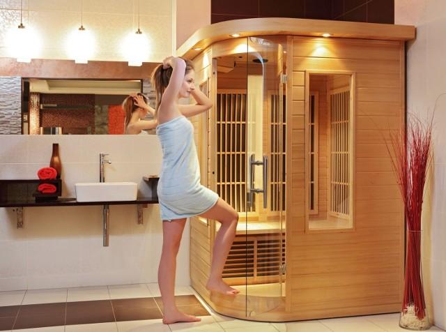 Ciepło w saunach infrared jest zbliżone do naturalnych promieni słońcaCiepło wytwarzane w saunach infrared jest zbliżone do naturalnych promieni słonecznych