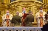 Uroczysta msza święta w katedrze w rocznicę uchwalenia Konstytucji 3 Maja. Przewodniczył jej biskup Jan Piotrowski [ZDJĘCIA]