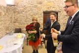 Rodzinne tajemnice na urodzinach mamy Andrzeja Piasecznego