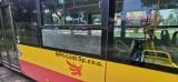 Łódź. Kosiarze koszą trawę i wybijają szyby w przejeżdżających autobusach MPK. Jakie są skutki?