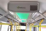 MPK Poznań: Pojawiły się urządzenia usuwające wirusy. Są testowane w tramwaju i autobusie