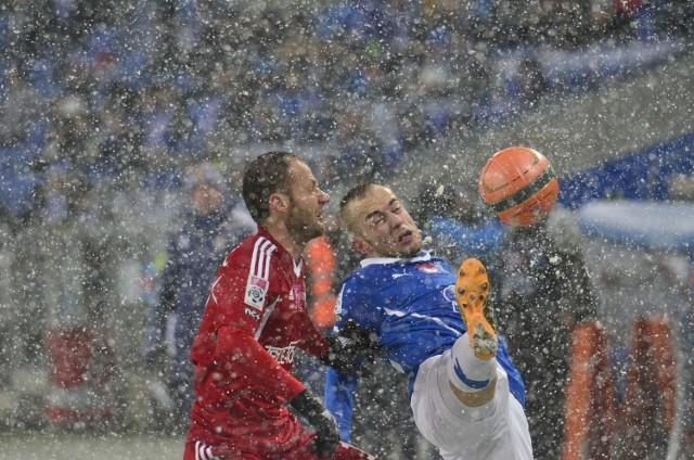 W grudniu Lech pokonał przy Bułgarskiej Wisłę 2:0