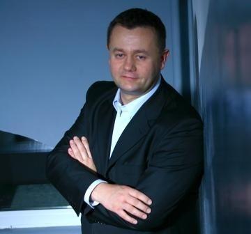 Krzysztor Kaczmar z fundacji Kronenberga zachęca świętokrzyskich przedsiębiorców do wzięcia udziału w konkursie