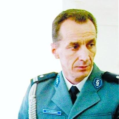 Mł. insp. Grzegorz Olszewski kierował komendą niespełna trzy lata. Wicestarosta twierdzi, że policja zaczęła uzyskiwać coraz lepsze wyniki.