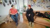 """Agnieszka Kasprzak z Ostrołęki w programie """"Inspirujące Kobiety"""" Doroty Wellman. Zdjęcia, 3.05.2021"""