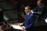 Sejm: Transmisja na żywo. Koronawirus w Polsce. Premier Mateusz Morawiecki: Szczyt zachorowań w maju i czerwcu