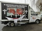 Martwe płody i krew. Radni z Gorzowa chcą zakazu eksponowania drastycznych treści. Ale nie wszyscy