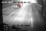 19-latek ostrzelał autobus w Sosnowcu WIDEO Z MONITORINGU Policja ma sprawcę i broń