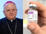 Szczepionki nie dla katolików? Głos zabiera biskup z Lublina