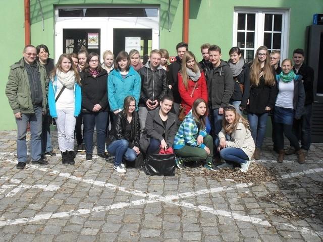 W Miastku przez tydzień gościli uczniowie i nauczyciele z niemieckiego Bad Fallingbostel.