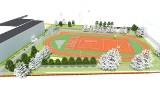 Niemodlin. Prawie 2,3 mln złotych kosztować będzie budowa nowych boisk sportowych przy tutejszym zespole szkół