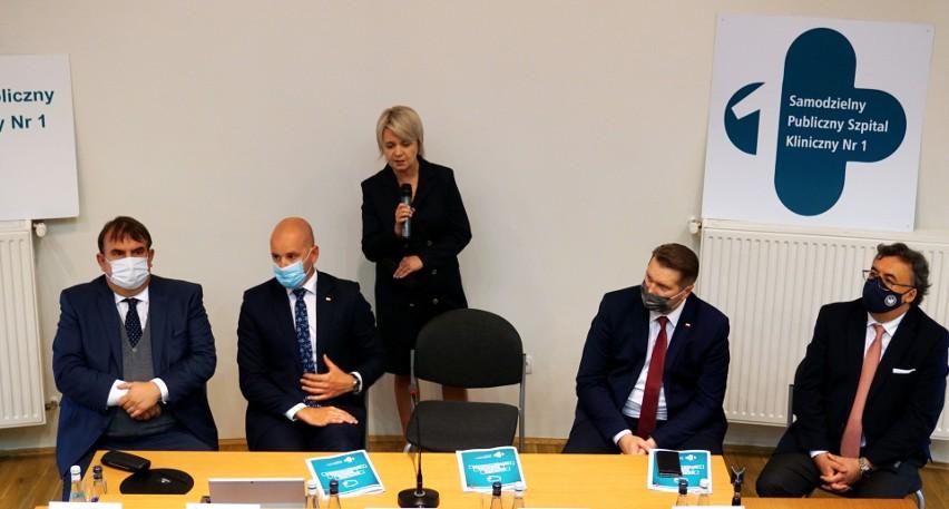 W Lublinie będzie się można leczyć na europejskim poziomie. Klinika na ul. Chmielnej w Lublinie dostała 32,5 mln zł dotacji