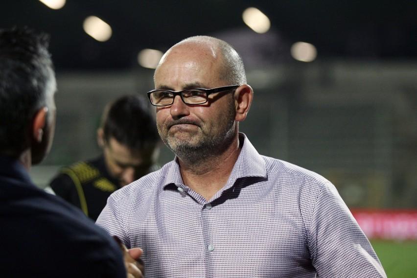 Trener Miedzi Dominik Nowak powiedział, że jego zespół zniwelował atuty Korony.