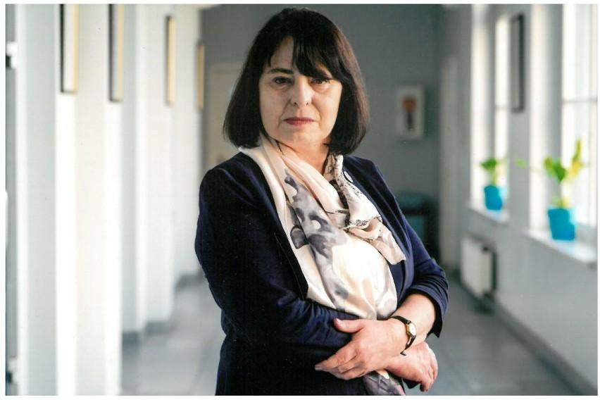 Dr hab. Joanna Czaplińska, prof. UO