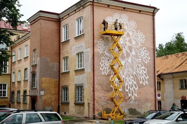 Uniwersytet Medyczny w Białymstoku zyskał mural