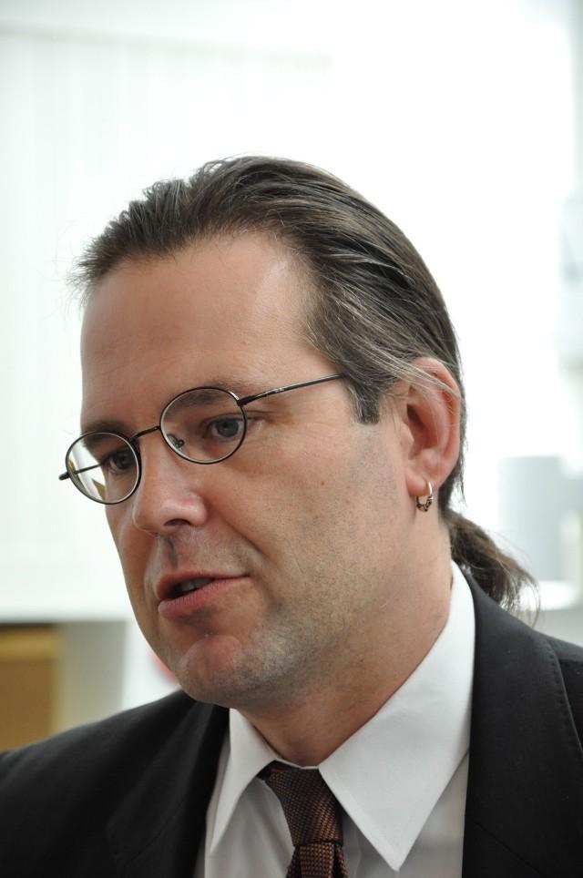 """Anders Borg, minister finansów Szwecji od 2006 r. z ramienia Umiarkowanej Partii Koalicyjnej. W 2011 r. """"Financial Times"""" uznał go za najlepszego ministra finansów Europy"""