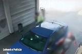 Próba kradzieży auta we Wschowie. Wsiadł za kółko i chciał odjechać, gdy właściciel mył samochód