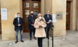 Wrocław: Szefowa szpitala tymczasowego łamiącym się głosem apeluje do lekarzy