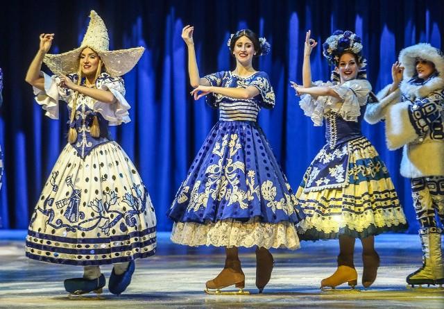 Disney on ice w Ergo Arenia 2015