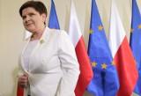 Wybory do PE. Beata Szydło: W moim gabinecie zawsze stała flaga Unii Europejskiej