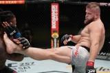 Marcin Tybura odniósł piąte zwycięstwo z rzędu w UFC! Polak przetrwał nawałnicę Walta Harrisa i znokautował rywala