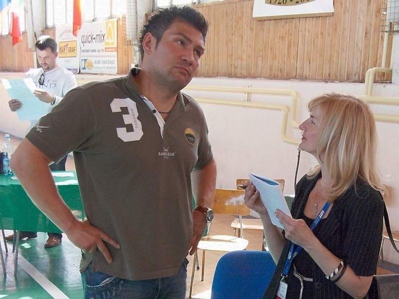 Dariusz Michalczewski: - Sam nie mogę przyjechać na bal,...