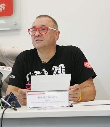 """""""Panie Ministrze, błagam Pana, niech Pan pilnie na to zareaguje!"""" - apeluje Jurek Owsiak."""