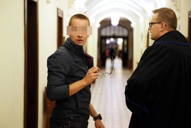 Jacek M. usłyszał w grudniu zarzuty przestępstwa. Wcześniej został zatrzymany przez ABW.