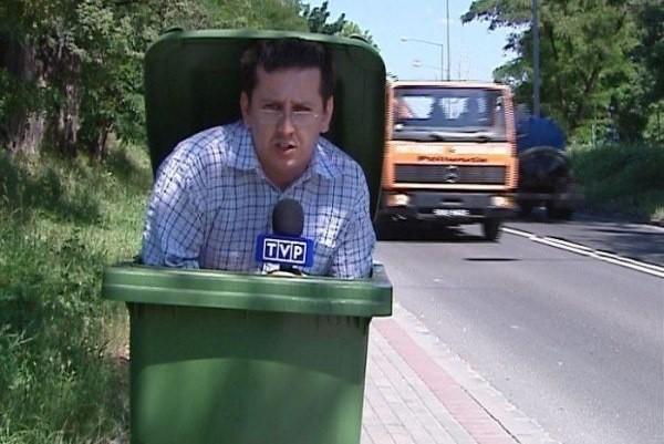 Mariusz Studzienny dostał nagrodę m.in. za humor w relacjach.