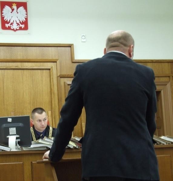 Wczoraj przed sądem jeden ze świadków opowiedział, jak przygotowywał dokumentację na budowę domu dla burmistrza