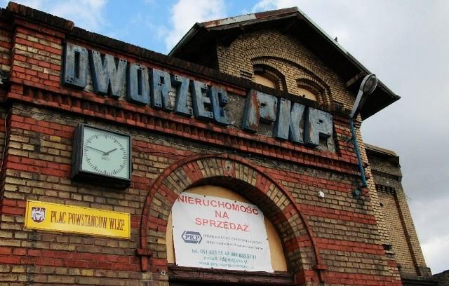 Kolej chce sprzedać dworzec od jesieni ub.r. Na razie bez efektów.