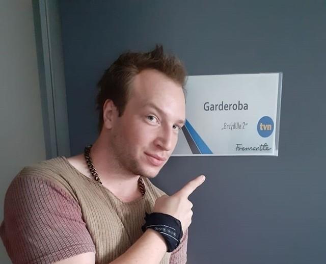 Mateusza Maleckiego zobaczymy w październiku w serialu BrzydUla 2.