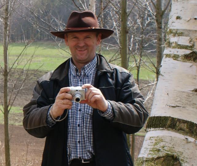 Tadeusz Frymark, autor Bydgoskiego Informatora Turystycznego