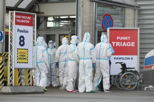 Wciąż rośnie liczba osób zakażonych koronawirusem od początku pandemii