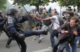 Francja: Związkowcy protestują przeciwko zmianie prawa pracy. Kraj jest sparaliżowany