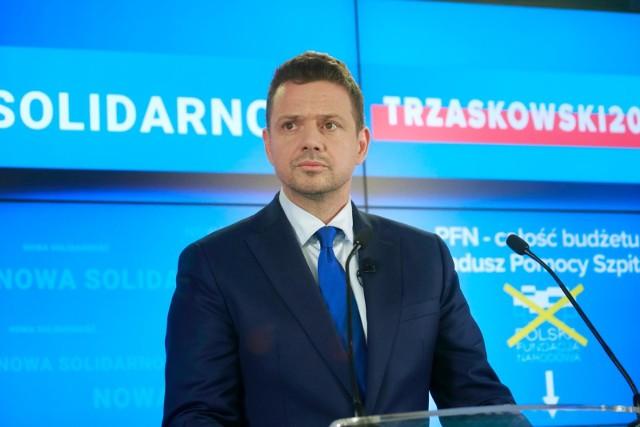 Sondaż: Będzie II tura wyborów. Rafał Trzaskowski goni Andrzeja Dudę