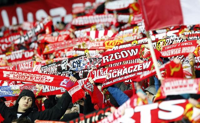 Widzew ma kibiców w całej Polsce, mecze drużyny z al. Piłsudskiego może oglądać komplet publiczności