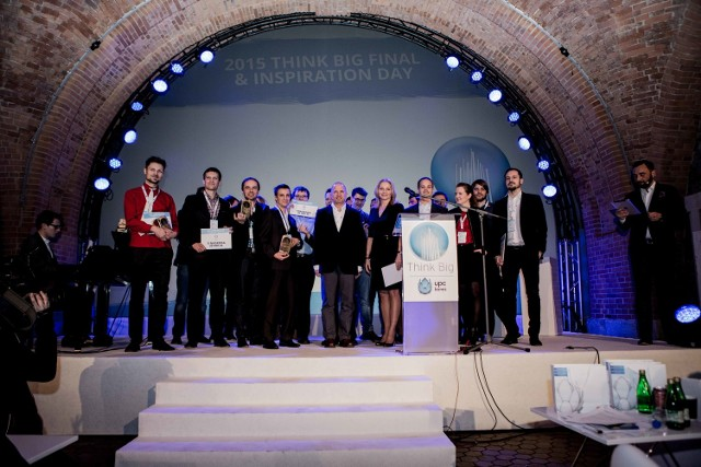Konkurs Think Big to inicjatywa, która została stworzona z myślą o wspieraniu przedsiębiorczości