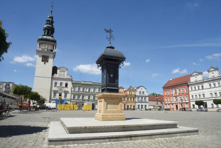Obecna siedziba władz miejskich została zbudowana w okresie...