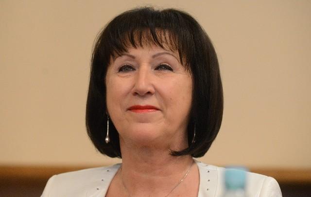 Bożenna Bukiewicz, posłanka PO i przewodnicząca partii w Lubuskiem